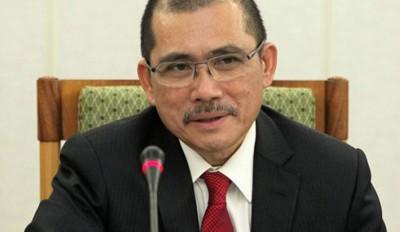 新任国会公共账目委员会(PAC)主席罗纳建迪。(档案照)