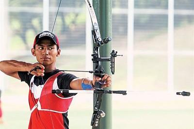 阿克马希望在亚运会期间达到顶峰。
