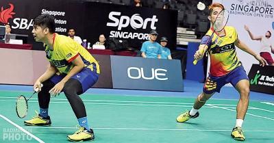 阿里夫/诺阿兹林止步越南公开赛半决赛。