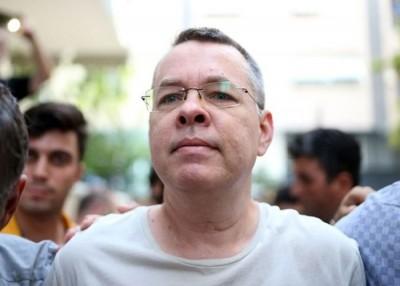 布伦森现时仍被土耳其拘留。