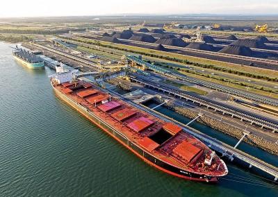贸易战影响中美煤炭交易。