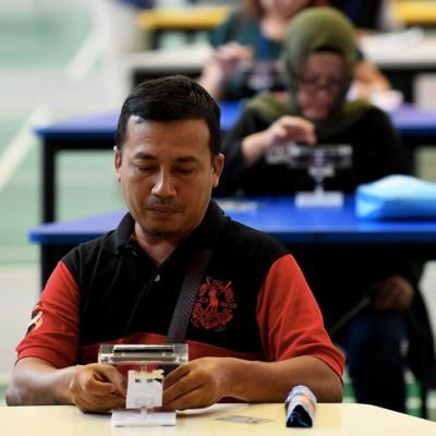 公平党党选当年头下电子投票模式进行。