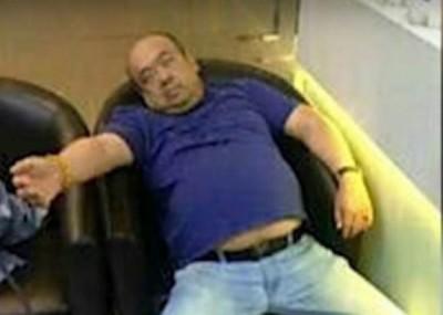 金正男在吉隆坡机场遭毒杀。