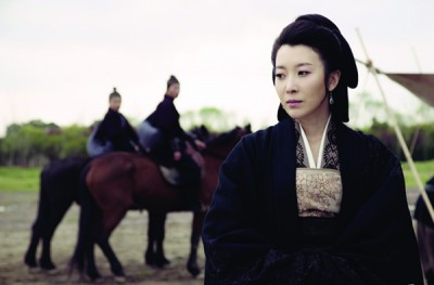 张棪琰在《琅玡榜》去长公主一角。