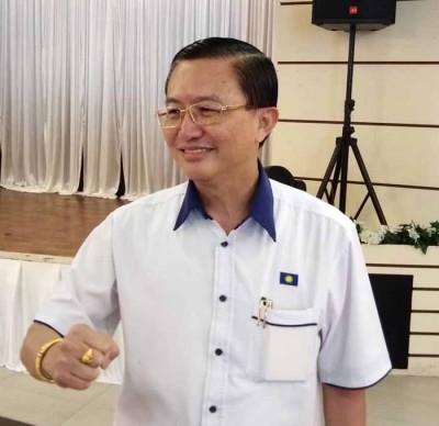 郑修强宣布竞逐马华第二把交椅。
