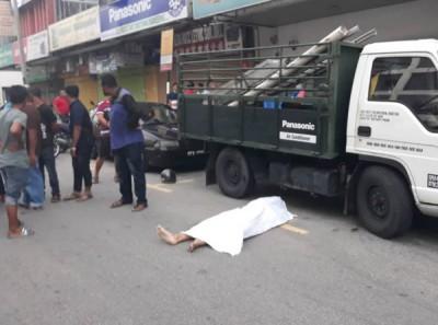 23岁年轻骑士发生车祸,当场死亡。