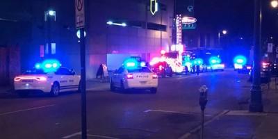 夜总会Purple Haze发生枪击,有5人受伤。