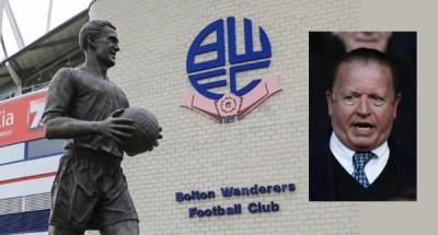 波尔顿主席安德森证实球会即将接受托管。
