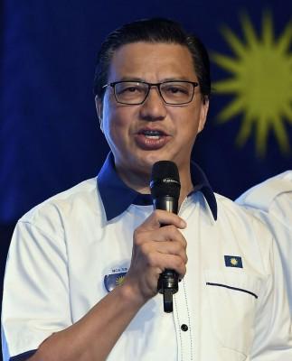 廖中莱:马华并没有与伊党结盟。