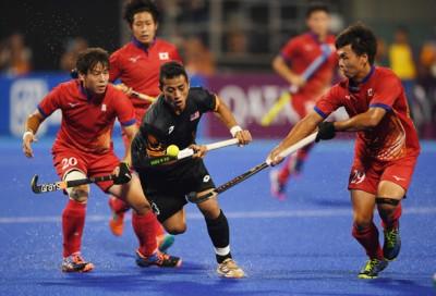 大马男钩遗憾摘下亚运会银牌。