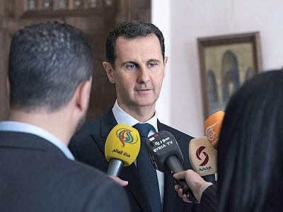 新书指特朗普去年已令暗杀叙利亚总统阿萨德。