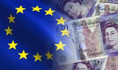 欧股上升,英镑急涨。