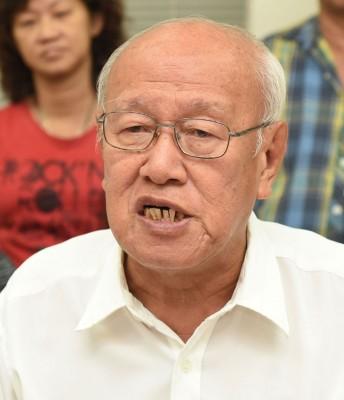 民政党全国选举监督委员会主席丹斯里陈福荣发表谈话。