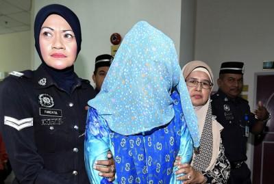 单亲妈妈为了生活费,承认卖淫,换来鞭笞6下及坐牢6个月的下场。