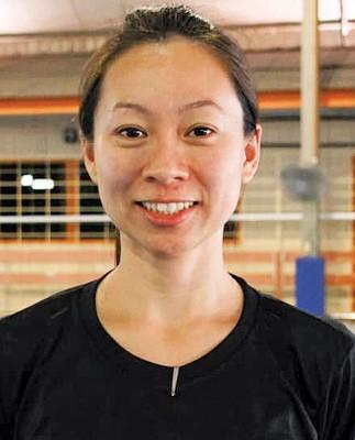 陈爱玲说教练认为,本次槟州韵律操队的演习意义更大一些。