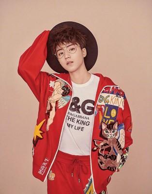 王俊凯应邀成为《时尚先生》杂志封面人物。