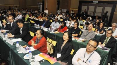 """""""2018年城市文化遗产管理国际研讨会""""获逾100人参与,针对城市文化遗产管理提出建设性讨论。"""