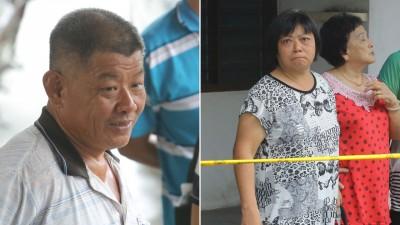 左起:梁润华、杨雪梅。