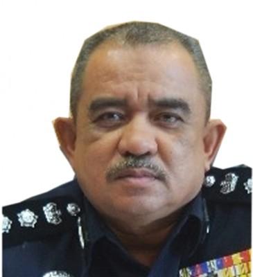 威北警区主任诺再尼助理总监。