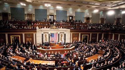 美国国会通过《建设法案》。