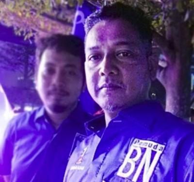 警署周二援引煽动法令对付涉嫌上传侮辱首相照片的阿兹曼。