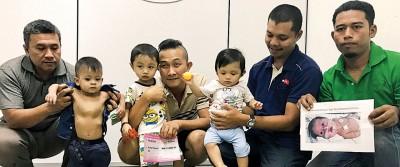 4何谓患有童大要各界善心人士捐助,于孩子恢复正常持续成长。
