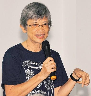 甘钻萍呼吁人民,评估是否需要丹绒武雅衔接直落巴巷大道。