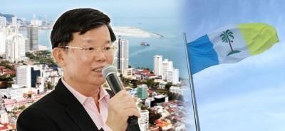 槟首长曹观友首份槟州预算案。