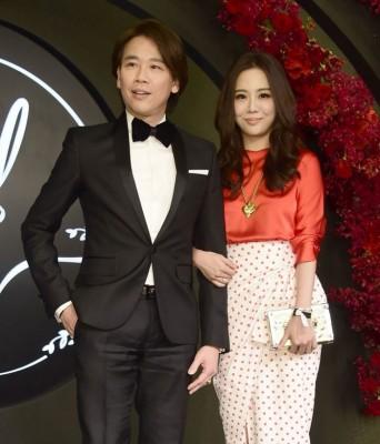 陶喆和江佩蓉成婚4年多,女方再度怀孕。
