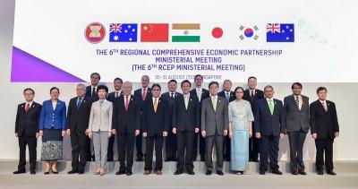 由多国以是分歧,RCEP达到协议的时刻使推迟到来年。