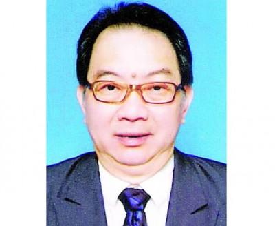槟华堂福利组主任拿督林祥泰。