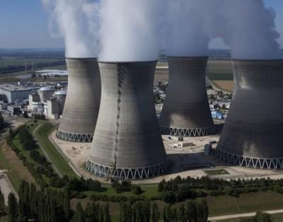 法国有不少核电厂。