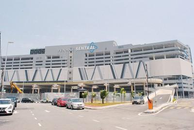 槟城中环广场(PENANG SENTRAL)将在11月22日午夜12时开始正式投入运作,现有的临时车站将关闭。