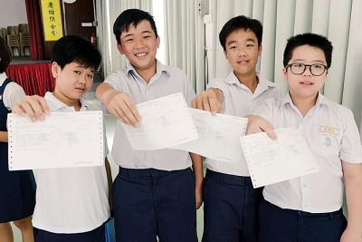 对此考取佳绩的学员们,乐之秀出漂亮的成绩单。