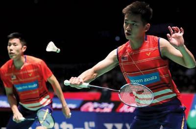 吴蔚昇/陈蔚强竟不敌中国年轻对手,止步韩国活佛赛次圈,就赛季收官。
