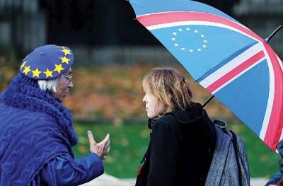 52%民众认同脱欧协议已是最佳选择。