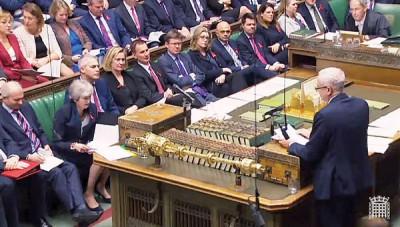 英国下议院将在当地时间12月11日表决脱欧协议。