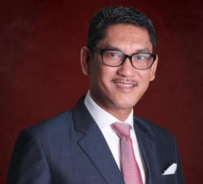 霹雳州务大臣阿末法依沙。