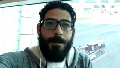 叙利亚难民康塔在吉隆坡机场受困7个月后终于获得加拿大政治庇护。