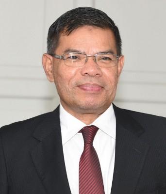 赛夫丁全程告假槟州立法议会第14届第1季第2次会议。