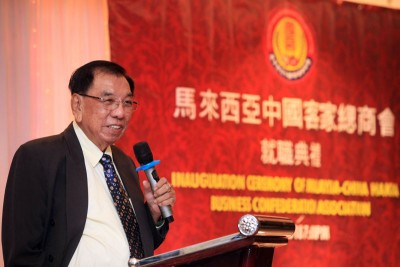 谢诗坚:商会相信很快就会带中资,前来槟城投资,开辟新商机。
