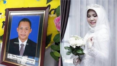 总体拉塔马空难丧生,遗下未婚妻。