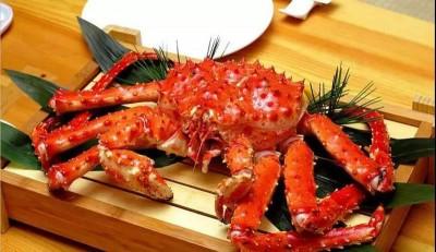 天媒指蟹类在华变得受欢迎,致使产价上升。