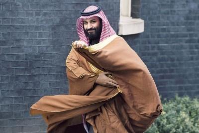 出因CIA已确定是穆罕默德萨勒曼发号施令杀死卡舒吉。