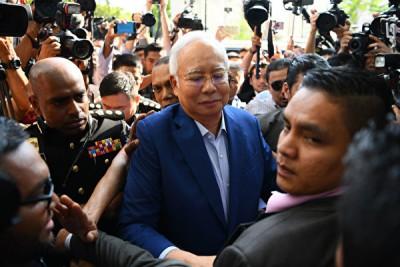 MALAYSIA-POLITICS-NAJIB