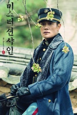 李炳宪主演《阳光先生》创下结局18%收视神话。