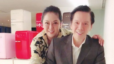 陈岚与为华强结婚多年,情相当甜蜜。