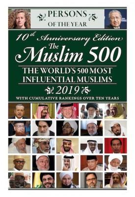 《穆斯林500强》评选马哈迪为2019年度男穆斯林风云人物。