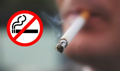 政府即将在元日开始实施的餐饮店禁烟令。