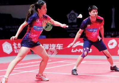赖洁敏/吴顺发连续两轮小组赛告负,无缘出线。同时,广州赛场的红色地胶也引发各国选手和球迷热议。